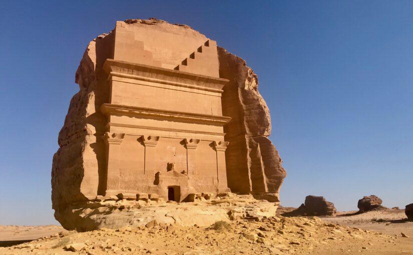 Scénographier une archéologie inédite : l'exposition « AlUla, merveille d'Arabie » à l'Institut du monde arabe