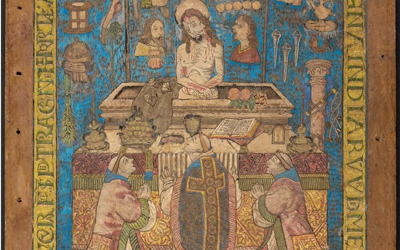"""La Messe de Saint Grégoire """"des Jacobins d'Auch"""" : fonctions eucharistiques des images à la fin du Moyen Âge"""