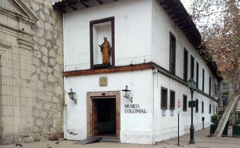 <strong>Le Musée d'art colonial San Francisco à Santiago (Chili) </strong><strong>ou le couvent franciscain comme espace muséographique</strong>